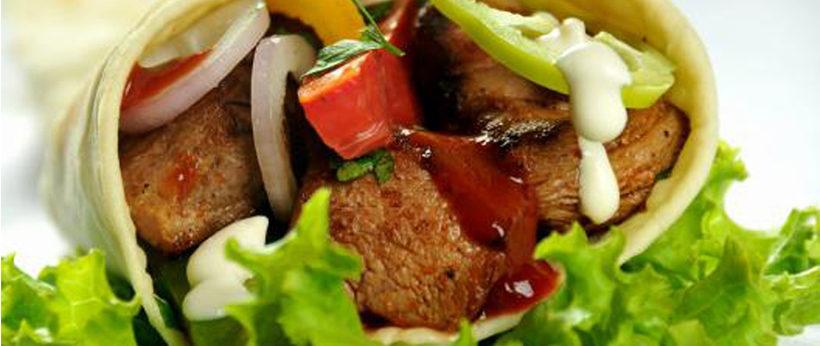 Мясные кулинарные изделия. Шаурма